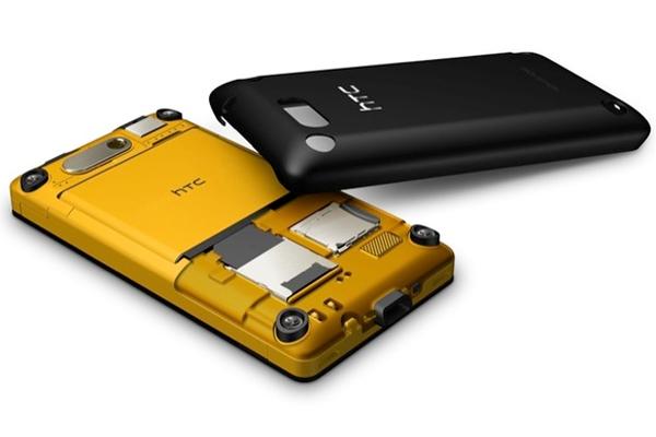 HTC HD Mini Windows Mobile Smartphone