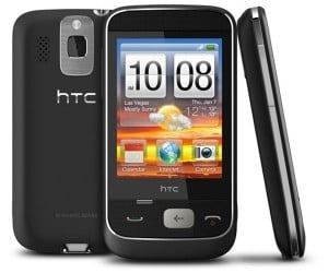 HTC Smart – Qualcomm Brew Based Low Cost Smartphone
