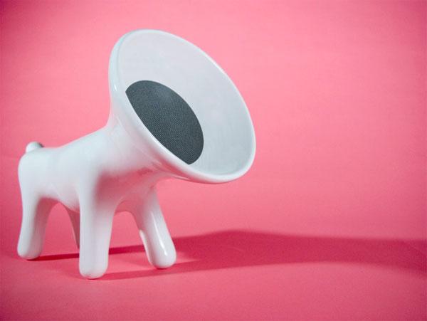 Hi Fido Ceramic Speaker