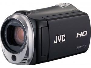 JVC Everio GZ-HM340 Camcorder