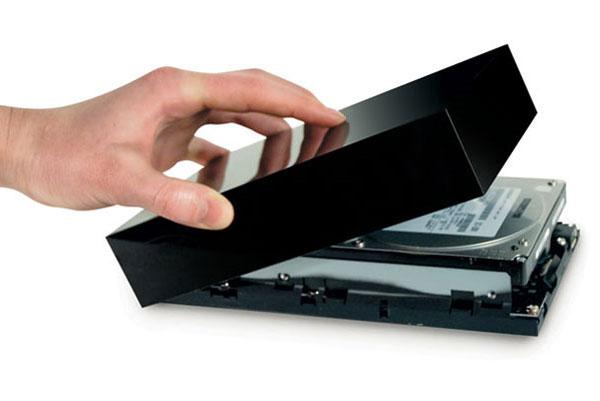 LaCie Box- Neil Poulton Designed External HDD Enclosure
