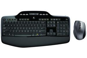 Logitech Wireless Desktop MK 710