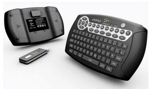MSI New Air Mouse Keyboard