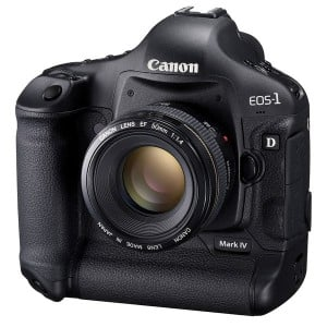 New Canon EOS 1Ds Mark IV To Be Announced Next Week?