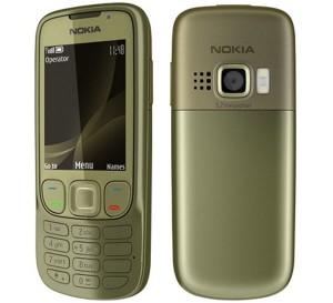 Nokia 6303i Classic Mobile Phone