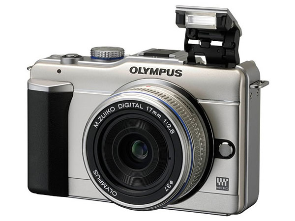 Olympus PEN E-PL1 Now Available