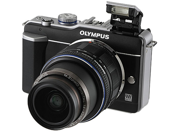 Olympus PEN E-PL1 Micro Four Thirds Camera