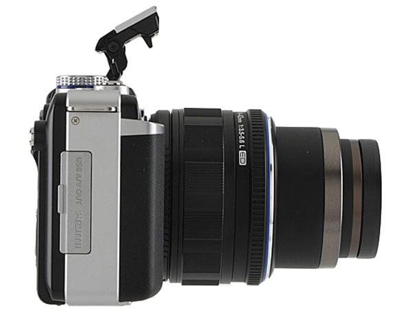 Olympus PEN E-PL1 Micro Four Thirds Camera