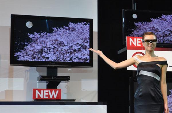 Panasonic Viera VT 3D Plasma HDTV