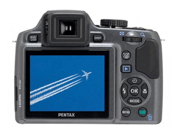 Pentax X90 Ultra Zoom HD Camera