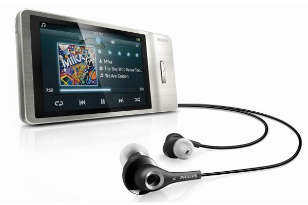 Philips GoGear Muse MP4 player