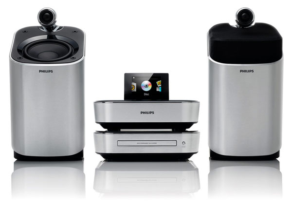Philips SoundSphere Stereos
