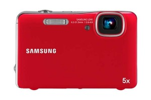 Samsung AQ100 Compact Digital Camera
