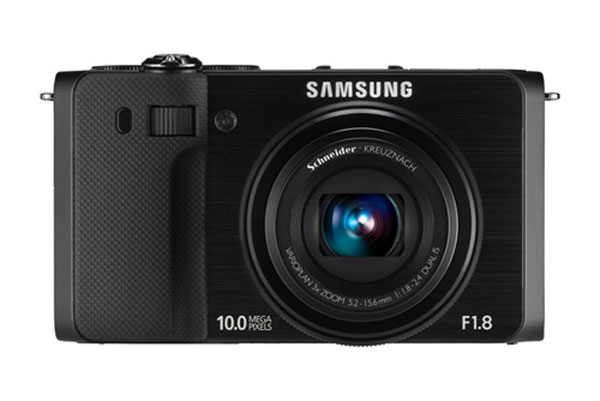 Samsung TL500 Point And Shoot Camera