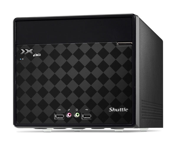 Shuttle XPC SG41J1 Barebones PC