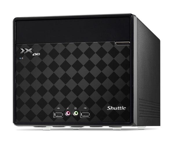 Shuttle XPC SG41J1 Barebones PC