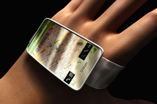 The Sidewinder Watch Phone