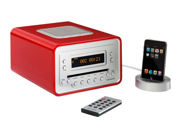 Sonoro Cubo 2010 And eDock