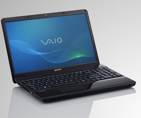 Sony Vaio E Series Notebooks