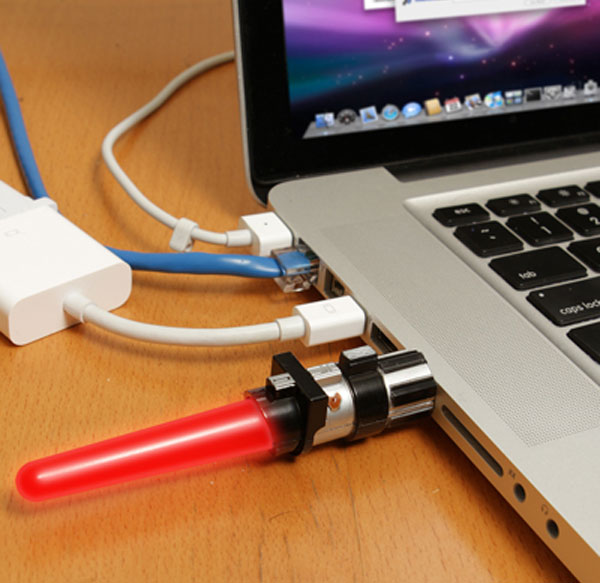 Star Wars Lightsaber USB Drive