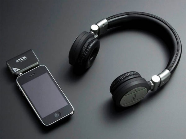 TDK TH-WR700 Wireless Headphones