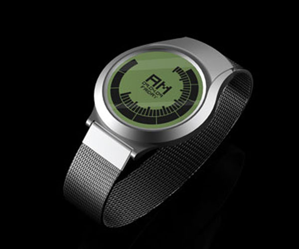 The Digital Analog Timepiece By Josh Chadwick