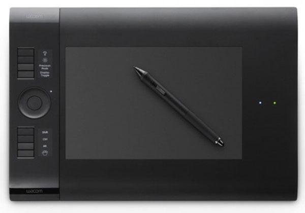 Wacom Intuos 4 Wireless Tablet