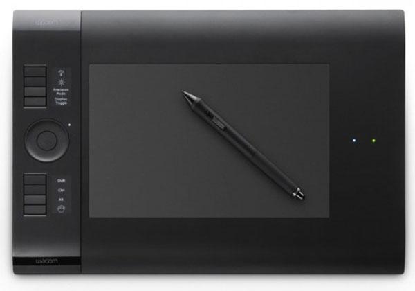 Wacom Intuos 4 Wireless Tablet
