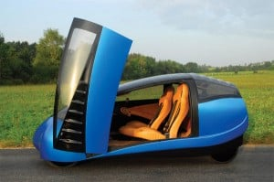Antro Solo Electric Car Can Split Into Two Cars