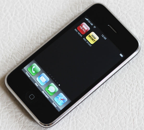 BBC Launching A Range Of iPhone Apps
