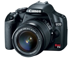 Canon To Announce Rebel T2i DSLR Next Week?