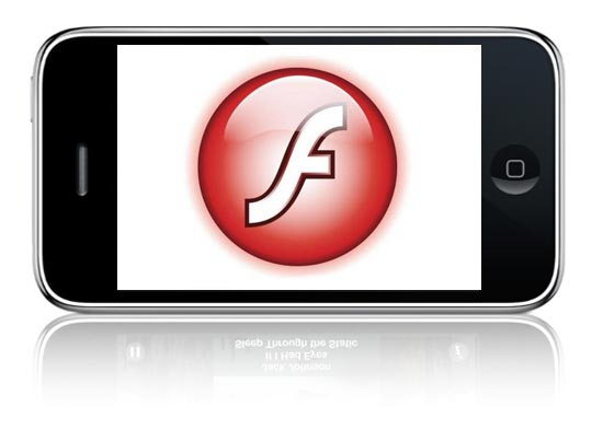download flash iphone
