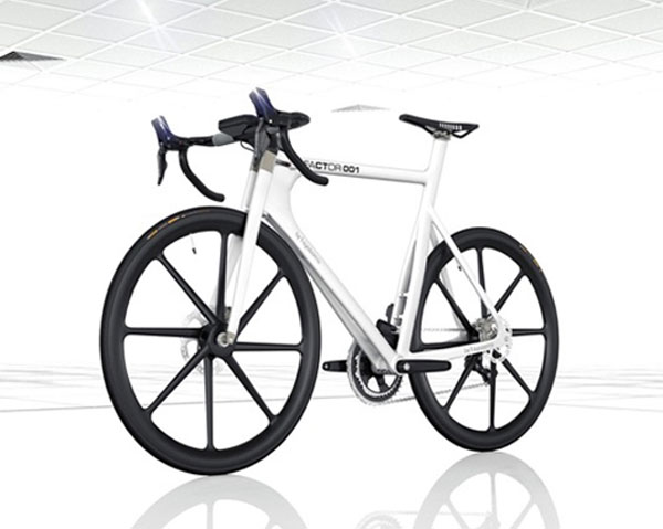 Formula One Design Bicycle Costs $34,000