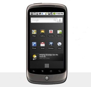 Google Nexus One Gets Multi-Touch