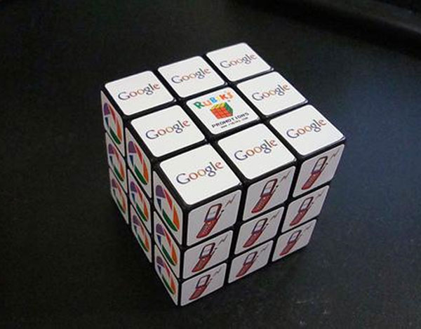 The Google Rubiks Cube