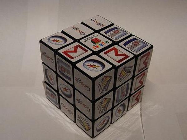 The Google Rubiks Cube