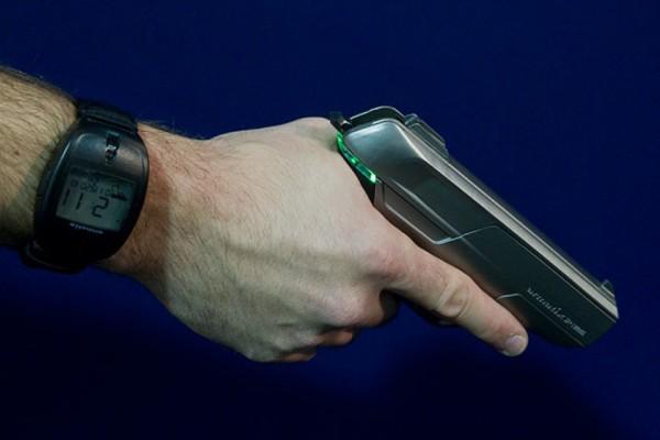 The Gun that Needs a Watch