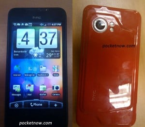 HTC Incredible Leaked Photos And Details