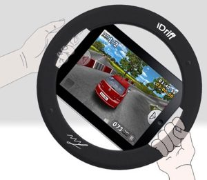 iDrift iPad Game Controller