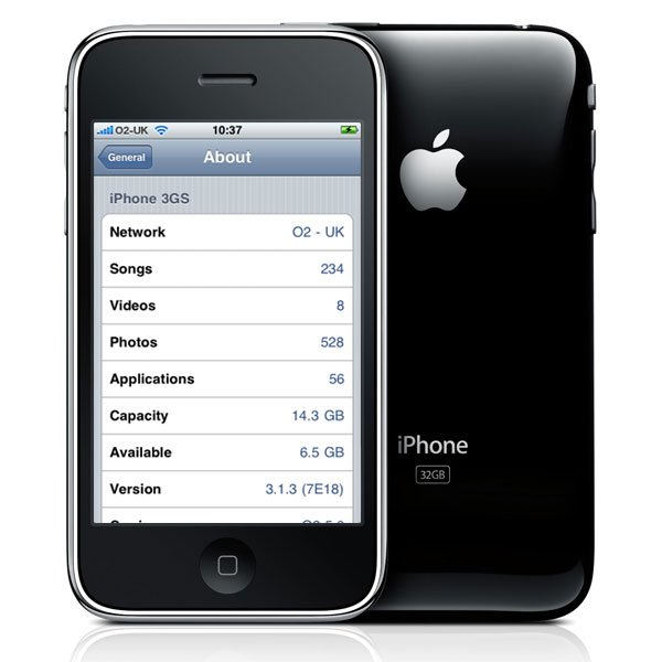 Apple Updates iPhone OS To 3.1.3