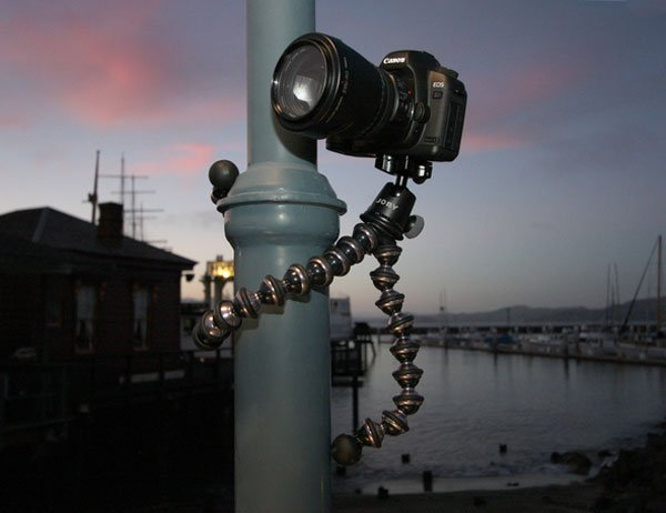 Joby Adds Ballhead X To Gorillapod Focus Flexible DSLR Tripod