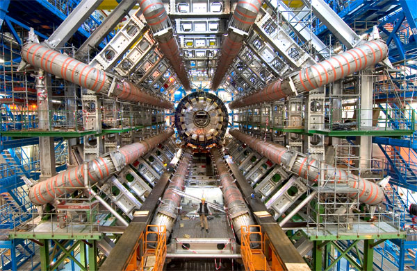Large Hadron Collider Producing Super-Fast Collisions