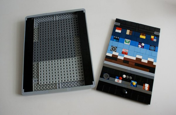 Lego Apple iPad