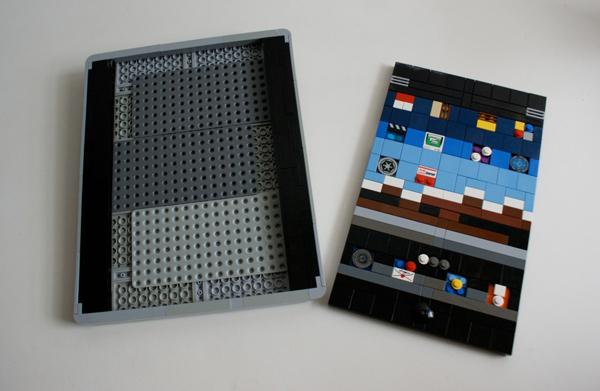 Lego Apple iPad