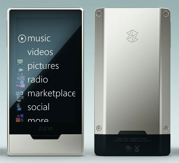 Microsoft Drops Zune HD Price