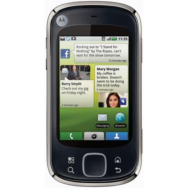 Motorola  Quench / CLIQ XT Google Android Smartphone