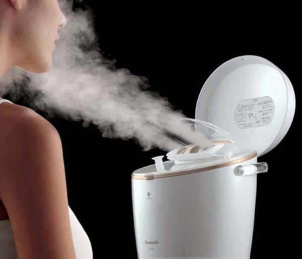 Panasonics Ion Steamer