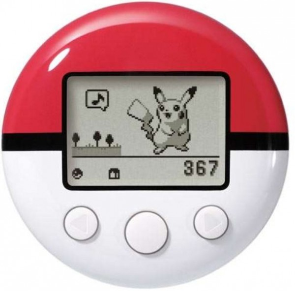 The Pokéwalker
