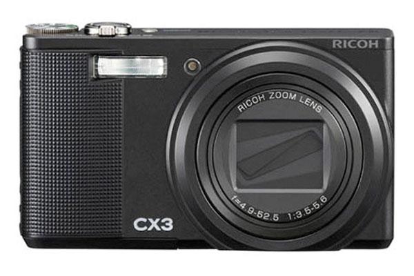 Ricoh CX3 Compact=