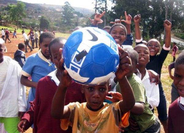 sOccket - The Energy Generating Soccer Ball
